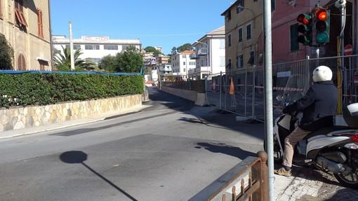 Celle, modifiche alla viabilità pedonale e veicolare per i lavori sul rio S. Brigida