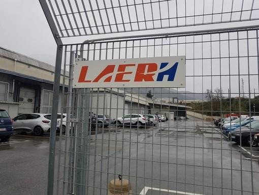 Albenga, spettro della cassa integrazione per i lavoratori LaerH: a rischio 80 lavoratori