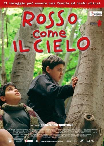 """Celle Ligure: il prossimo protagonista di """"Pellicole"""" è """"Rosso come il cielo"""""""