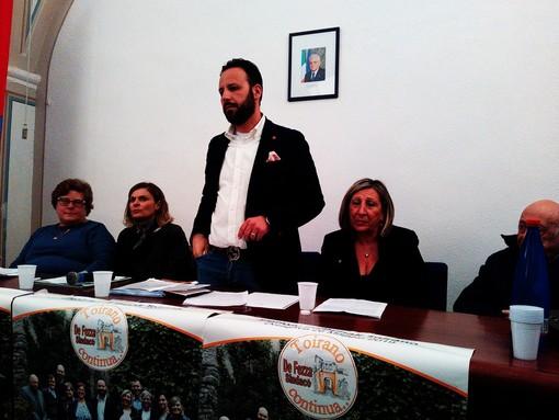 Toirano: assegnate dal sindaco le deleghe a giunta e consiglieri comunali