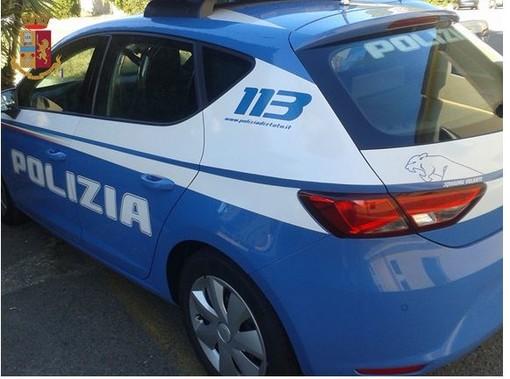 Savona, la Polizia di Stato sorprende minorenne con mezzo etto di hashish, arrestato