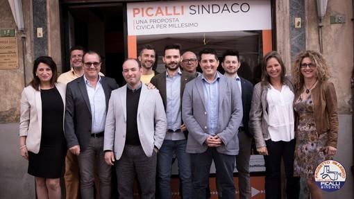 Millesimo 2019, il candidato sindaco Aldo Picalli presenta lista e programma alla cittadinanza