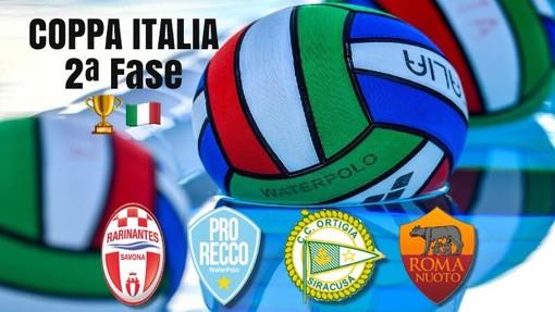 Coppa Italia: torna la grande pallanuoto a Savona