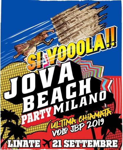 """Annuncio ufficiale di Trident: """"Biglietti del Jova Beach Party di Albenga validi anche a Linate"""""""
