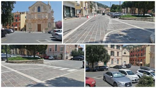 Finalpia, via Santuario torna a pieno regime: avviato l'iter per il cantiere del rifacimento di piazza Abbazia