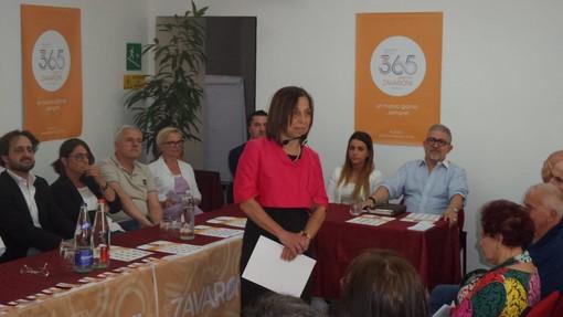 """Alassio, Loretta Zavaroni presenta la sua lista: """"Le nostre parole d'ordine dialogo e concretezza"""""""