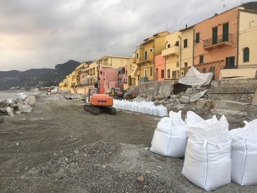 Finale Ligure, terminati i lavori post alluvione a Varigotti ed in parte a Finalborgo (FOTO)