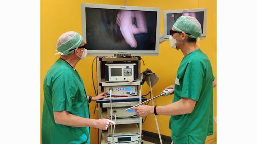 Più efficacia e precisione per la microchirurgia: in Asl 2 nuovi strumenti per la laparoscopia in 3D