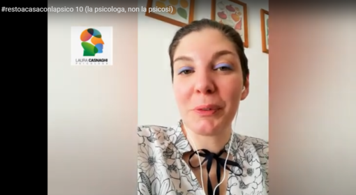 """Albenga, la psicologa: """"Così utilizzo Youtube per alleviare le ansie e le paure della gente"""""""