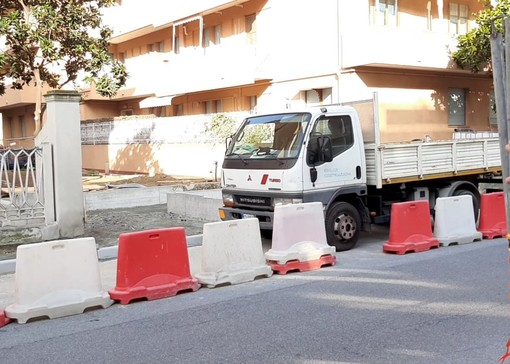 Albissola, riqualificazione marciapiede in viale Faraggiana: intervento da 100mila euro
