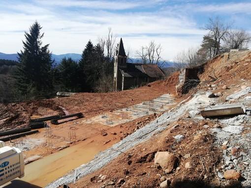 Lavori su strade colpite dal maltempo: la Provincia al lavoro su Savona e Magliolo