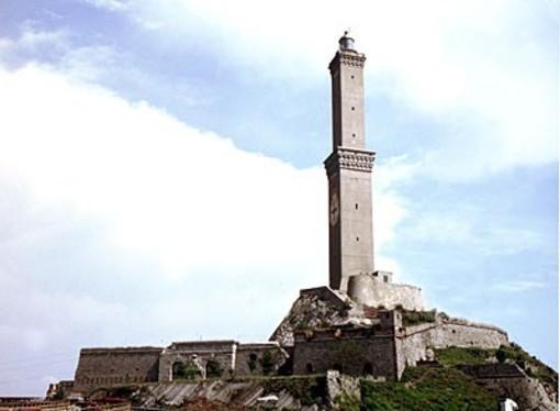 La lanterna, simbolo della città di Genova