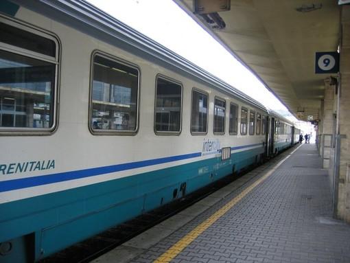 Bloccata la circolazione ferroviaria verso Genova e verso Ventimiglia
