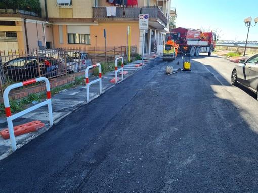 Albenga, messa in sicurezza definitiva del Lungocenta Croce Bianca: il sindaco sollecita la Regione