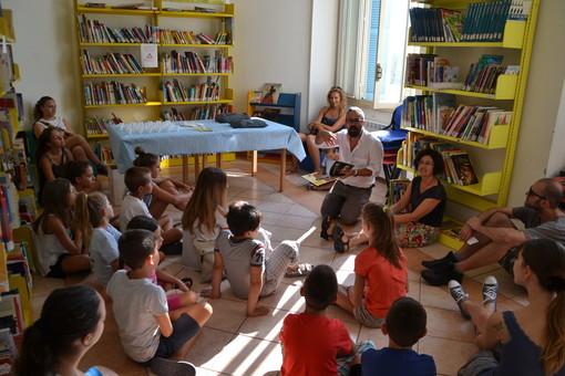 Proseguono gli incontri in biblioteca a Spotorno