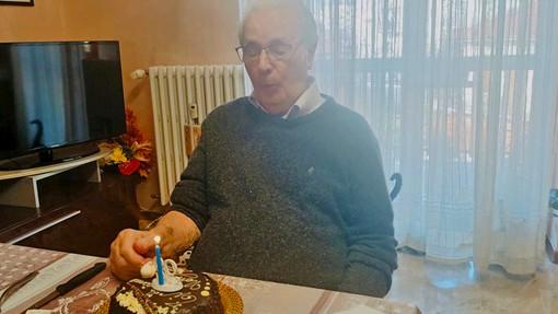 Lutto nella nostra redazione di Asti, è morto il papà di Betty Martinelli