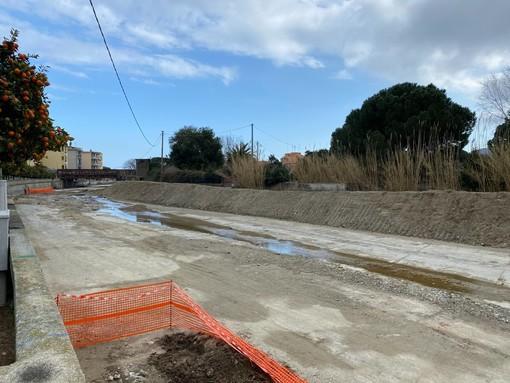 Spotorno, conclusi i lavori sul rio Crovetto: sbancati oltre 2 mila metri cubi di materiale