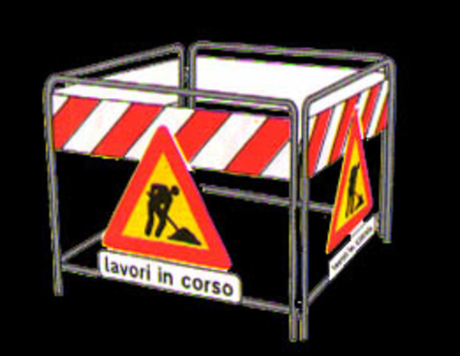Savona: una nuova rotonda nel tunnel di via Tissoni