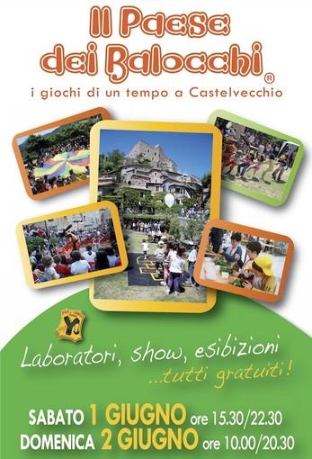 """""""Il Paese dei Balocchi"""" a Castelvecchio di Rocca Barbena"""