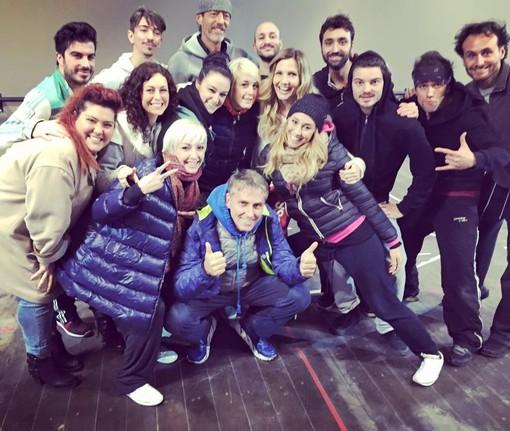 L'ingauno Mattia Inverni debutta domani con il musical Rapunzel con la Cuccarini