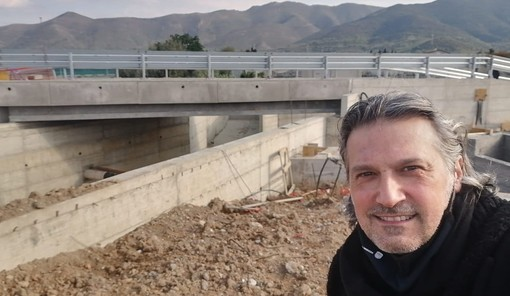 """Messa in sicurezza della Piana di Albenga, Mai (Lega): """"I lavori procedono a pieno ritmo"""""""