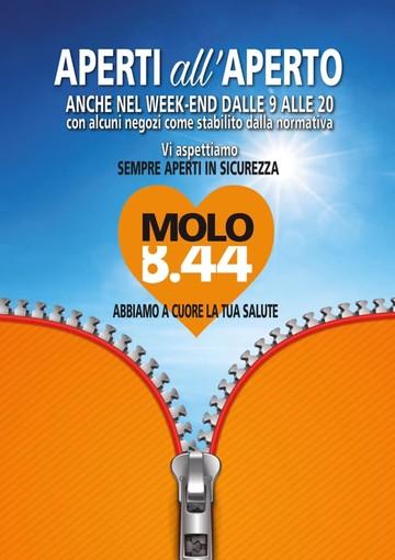 """""""Aperto all'aperto"""" al Molo 8.44 di Vado Ligure: in settimana o nel weekend trovi tutto ciò che vuoi"""