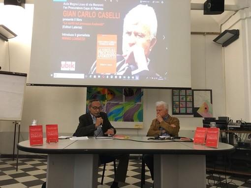 Andreotti e il rapporto con la mafia: il figlio risponde all'ex magistrato Caselli