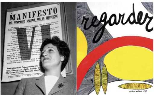 Una mostra dedicata Milena Milani a Savona