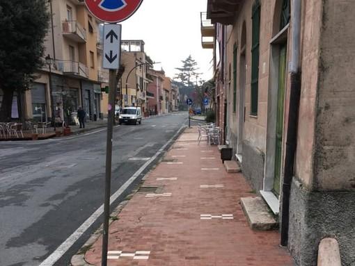 """Foto tratte dalla pagina Facebook """"Comune di Calice Ligure"""""""