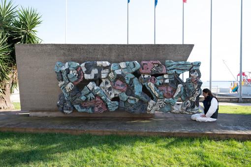 Albissola, il recupero del Monumento ai Caduti protagonista al convegno Mic di Faenza