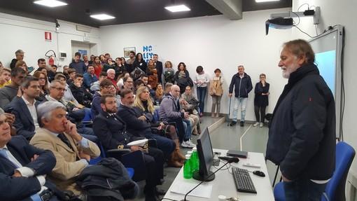 Foto tratta dalla pagina Facebook ufficiale dell'Istituto Ferraris-Pancaldo