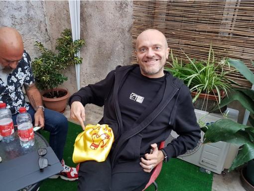 """Max Pezzali racconta il suo legame con Albenga: """"Mio padre un sopravvissuto dell'Annamaria"""""""