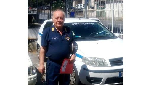 Enpa Savona in lutto per la scomparsa di Giorgio Milazzo
