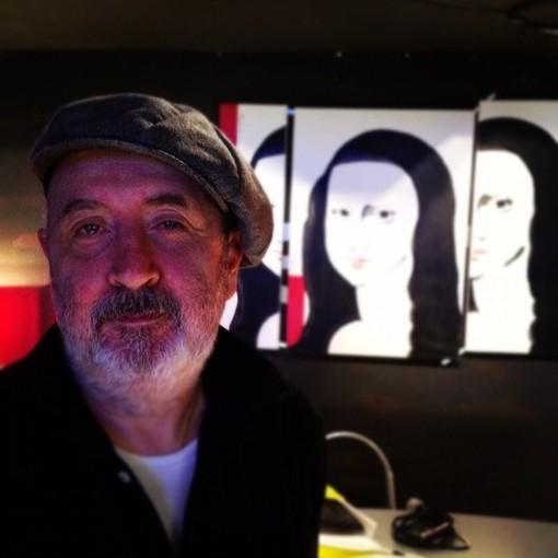 Il fumettista Mauro Moretti ad Albenga per Ottobre De Andrè