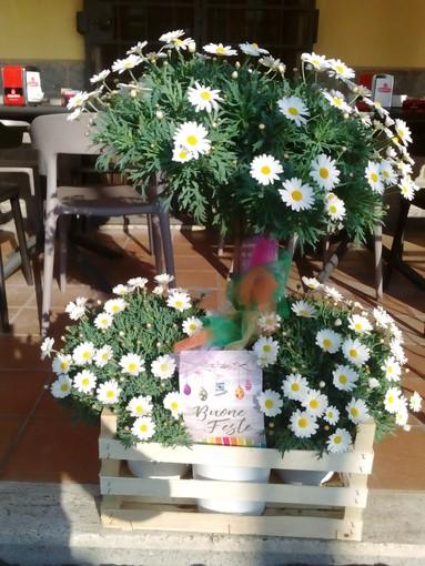Ceriale si colora di fiori per Pasqua con il CIV