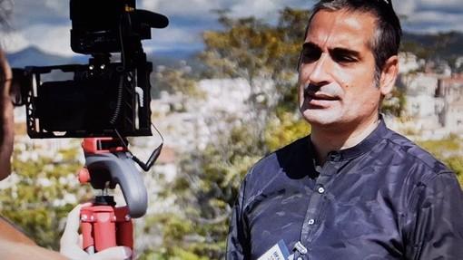 Aggressione a Brumotti, la solidarietà dell'ufologo savonese Angelo Maggioni
