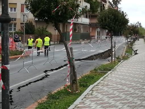 Maltempo ottobre 2020, stato di emergenza esteso al comune di Albenga