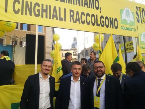 """Agricoltura. Rixi, Ripamonti e Viviani (Lega): """"In piazza con agricoltori e sindaci: serve piano di gestione ungulati"""""""