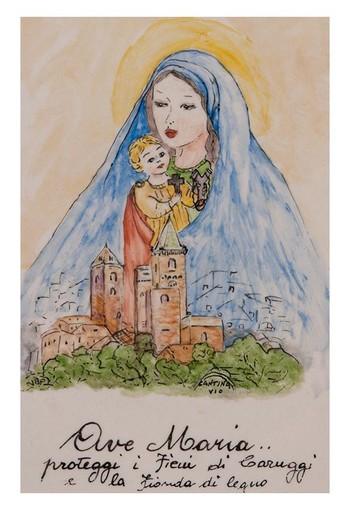 Sabato 30 ad Albenga omaggio alla Madonnina dei Fieui di Caruggi