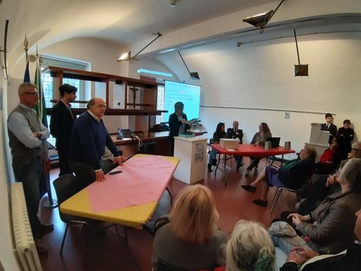 """Celle, Caterina Mordeglia presenta 'Aria Nuova': """"Non sono l'alter ego e il braccio destro di nessuno"""""""