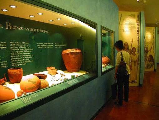 Finale, riapre il Museo Archeologico: non è necessario prenotare la visita