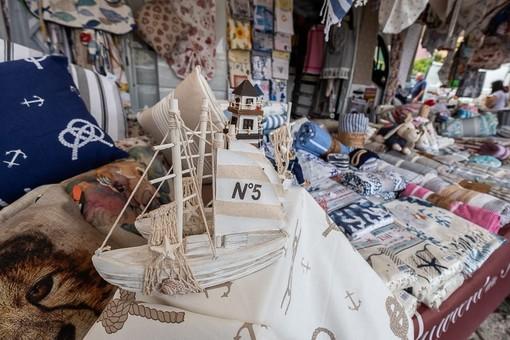 Domenica 16 agosto il Mercato Riviera delle Palme torna a Pietra Ligure