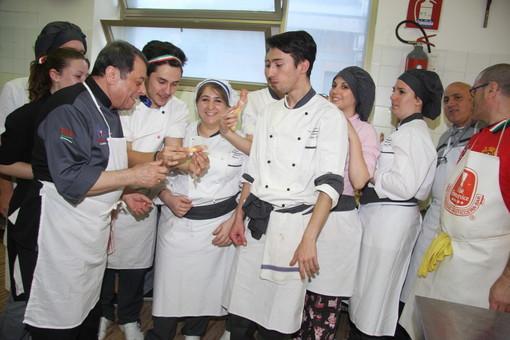 """Il VI Memorial B. Marchiano """"Piatto Auguste Escoffier"""" premia il giovane chef Lorenzo Roccaforte"""