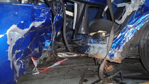 Incidente mortale a Pietra: la vittima è il 21enne Alessandro C. (FOTO)
