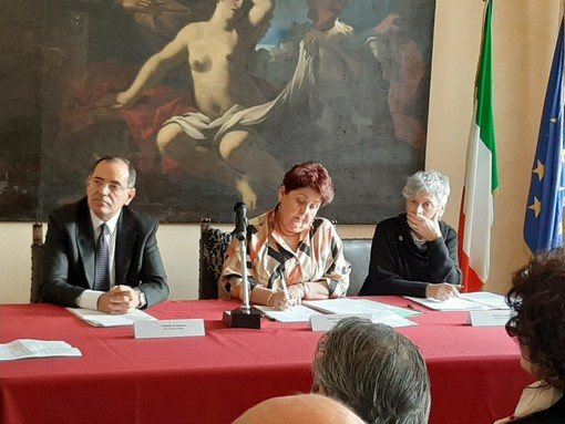 """Il Ministro delle Politiche Agricole Teresa Bellanova in visita a Savona: """"Richiesta dei sindaci importante, servono risposte infrastrutturali e nella quotidianità"""""""