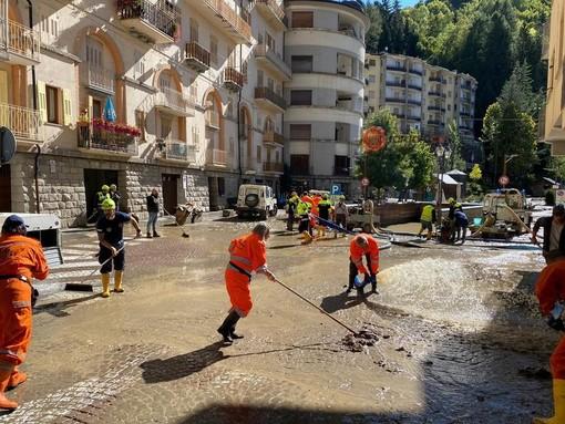 """Confesercenti, Lift spa e comune di Limone Piemonte: """"L'alluvione non ci fermerà. Stiamo lavorando per riaprire al più presto parte degli impianti della Riserva Bianca"""""""