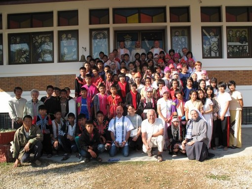 Le associazioni di Loano unite per la missione di Chae Hom-Lampang in Thailandia: raccolti 5.250 euro
