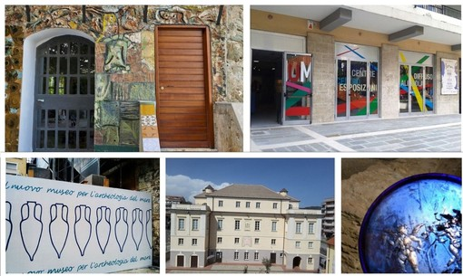 Nuovo Decreto Legge: con qualche accorgimento i musei di Albissola Marina, Andora e Albenga tornano a vivere
