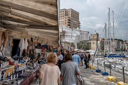 Un attesissimo ritorno nella Darsena di Savona per il Mercato Riviera delle Palme