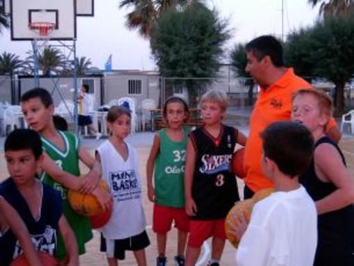 Minibasket, primo mese di attività per i campionati in provincia di Savona